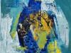 iz cikla ANGELSKA GORA IV., 2013, akril pl., 30 x 30 cm
