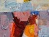 iz cikla ANGELSKA GORA VIII., 2013, akril pl., 30 x 30 cm