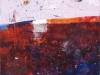 iz cikla ANGELSKA GORA XII., 2013, akril pl., 30 x 30 cm