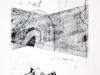 Veliki lirični zapisi IV. 2012, suha igla, 60 x 50 cm