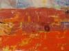 ŽARENJE I., akril na platnu, 120 x 60 cm, 2007