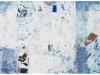 HARMONIJA BELIH KRAJIN, 2013, akril, kolaž pl.,60 x 120 cm