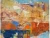 JESEN, 2011, akril pl., 100 x 100 cm