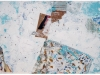 OTOK HARMONIJE I., 2012, akril, kolaž pl., 40 x 60 cm