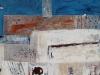 STAROŽITNOST, 2011, akril pl., 100 x 100 cm