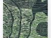 pomladni nemir - barvni lesorez