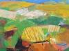 SONCNA KRAJINA,2008, akril pl., 70 x 80 cm