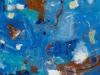 TINSKE MODRINE I., akril pl., 120 x 80 cm