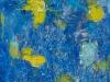 TINSKE MODRINE II., akril pl. 120 x 80 cm